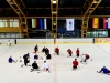 Първа тренировка на хокейния отбор на
