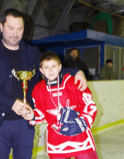 Шампионите грабнаха и индивидуални награди